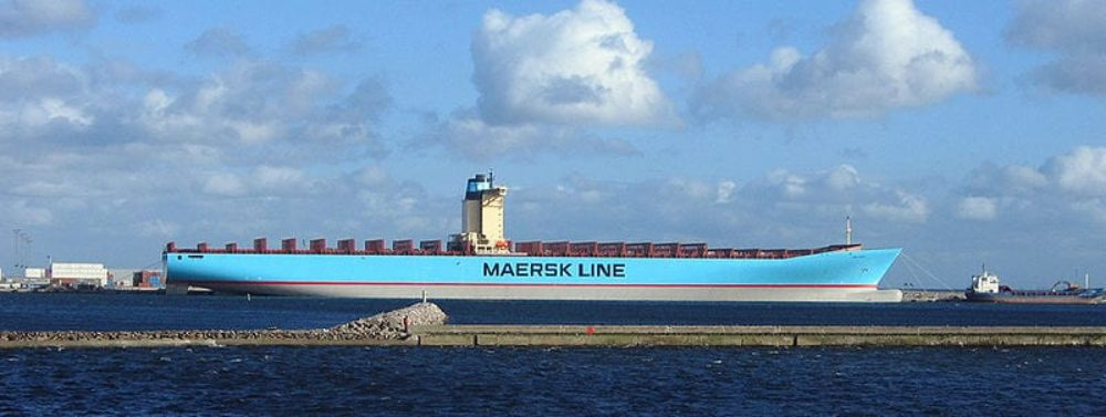 One Container Ship Pollutes As Much As 50 Million Cars