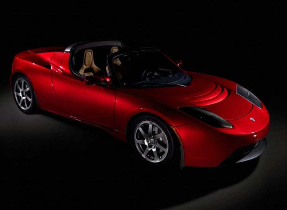 Rent a Tesla Roadster for $25 an Hour