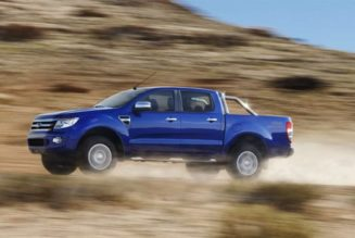 Petition to Bring Ford's Global Diesel Ranger to America