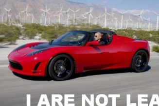 Canada vs. Electric Cars: Round 2