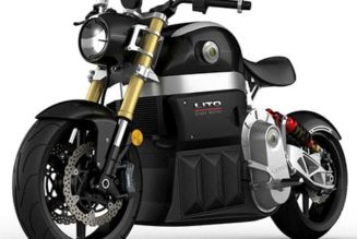 Meet the Sora, the Tesla Roadster of Electric Motorcycles