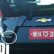 65 mpg Chevy Spark Diesel (!) Caught Testing in India