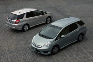 Honda Launches 71 MPG Hybrid Fit Shuttle in Japan, Could Be US Bound
