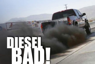 Bad News:  Diesel Particle Emissions Cause Heart Attacks