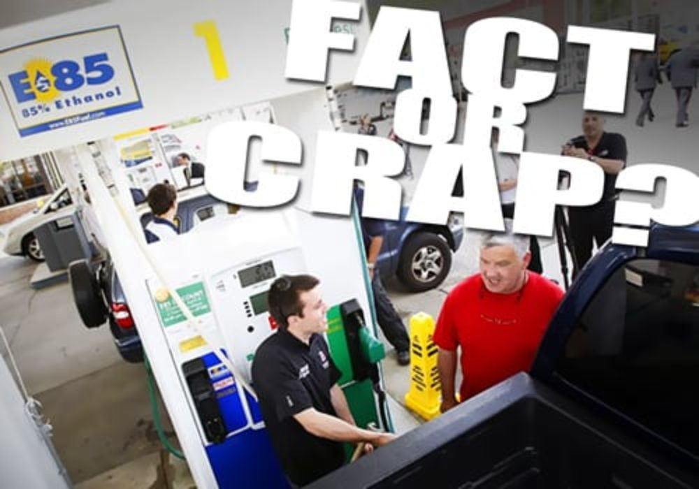 5 Common Ethanol Myths Exposed – as Crap!