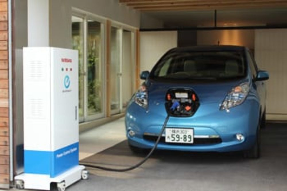 The Nissan Leaf; Electric Car, Backup Home Power Generator