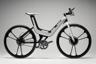 Ford Debuts Lightweight E-Bike Concept