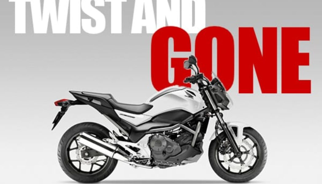 EICMA 2011:  Honda Brings Twist-n'-Go to the Big Time