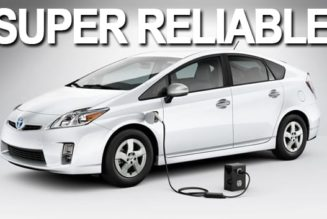 Toyota Prius Declared Most Reliable Used Car