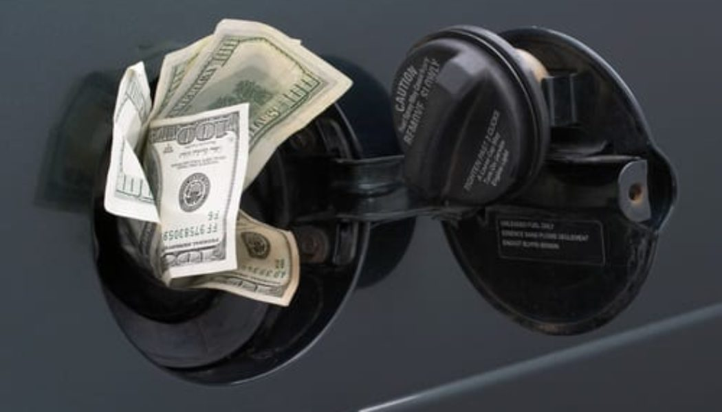 Gas Prices Will Climb Even Higher In 2012