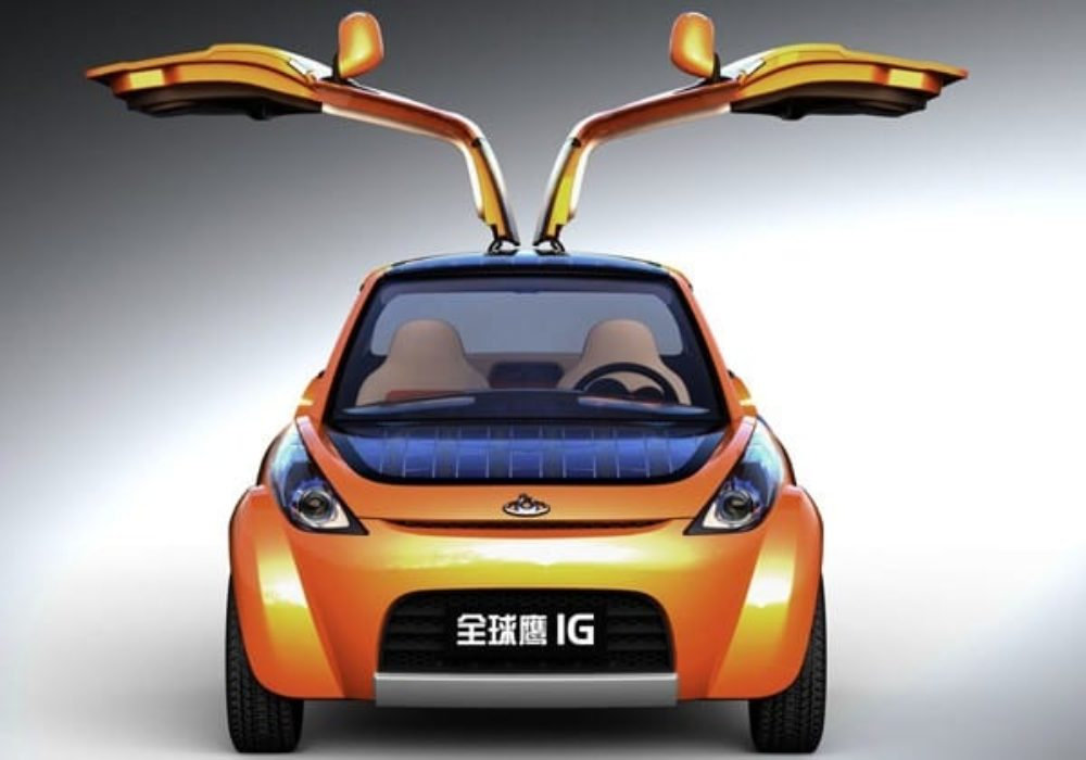 Chinese-Built EV's To Receive Generous Subsidies