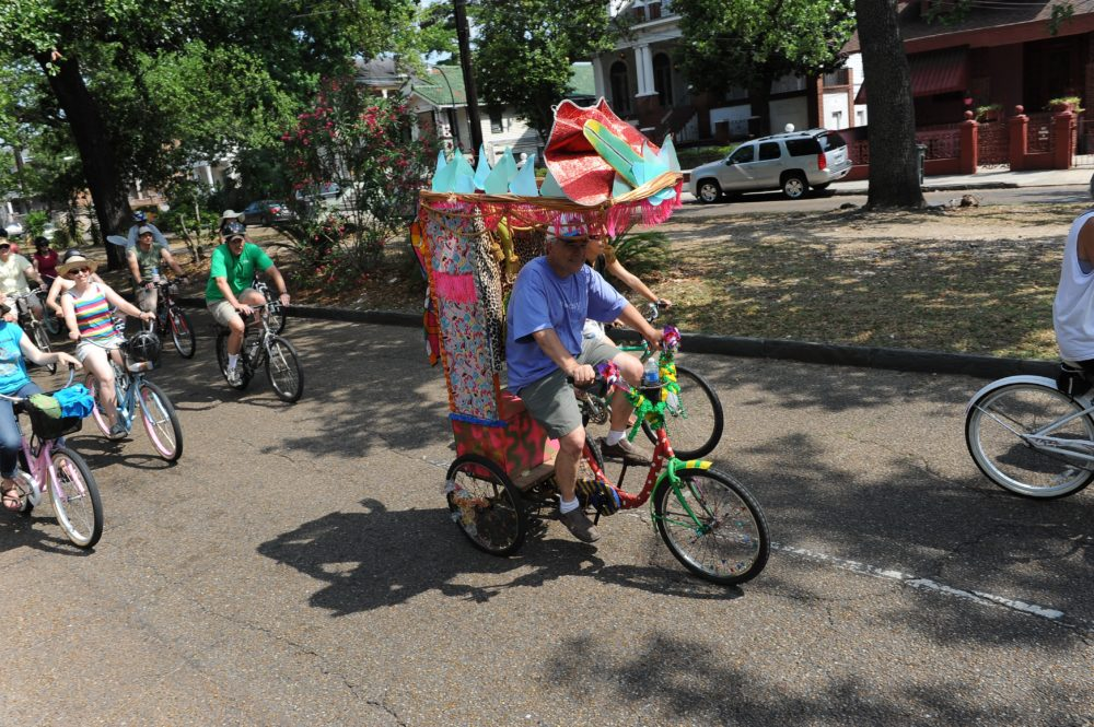 Bike the Nation: New Orleans