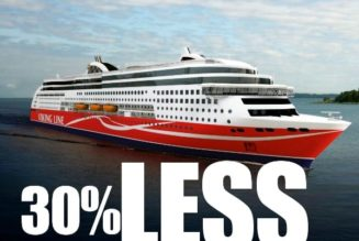 New LNG Viking Cruise Ship Cuts Emissions