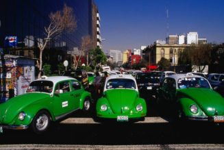 The End OF Mexico's VW Bug Cabs