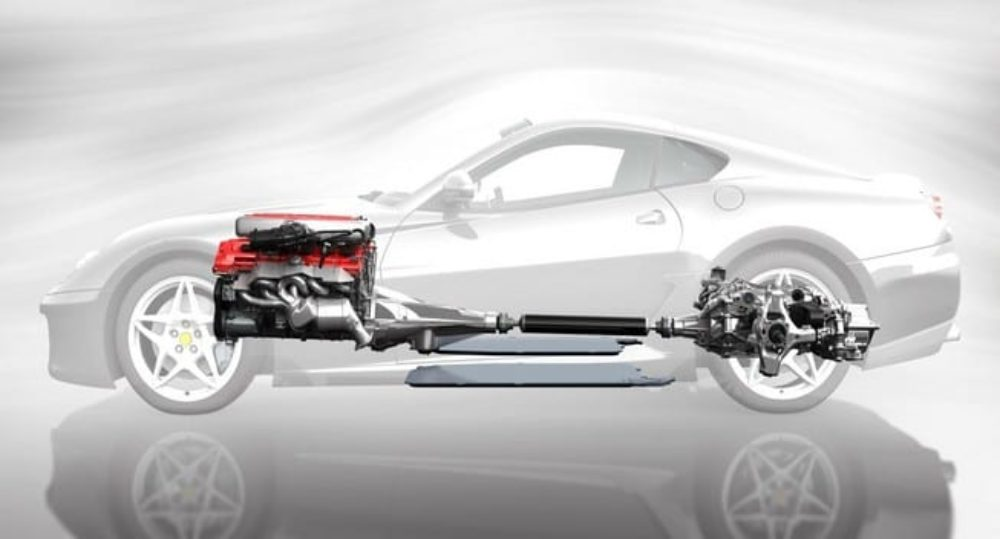 Ferrari Confirms Hybrid Is In The Works