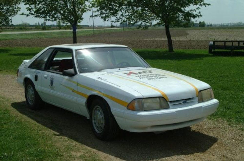 Craigslist Find: An All-Electric Ford Mustang