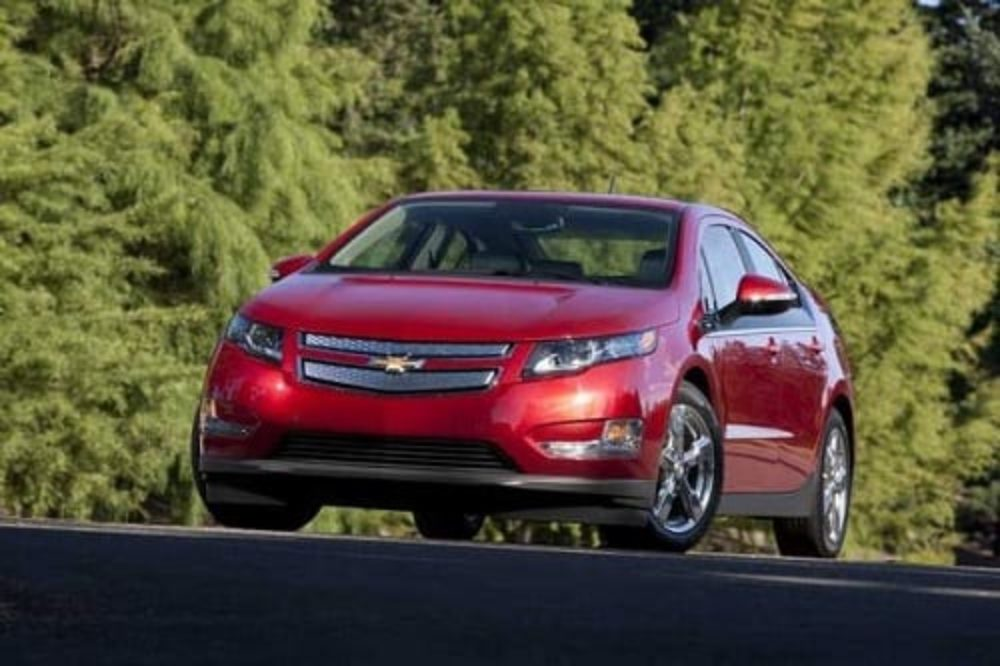 Chevy Volt Outselling Half Of Cars On The Market?
