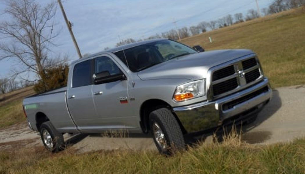 Review: 2012 Ram 2500 Heavy Duty CNG