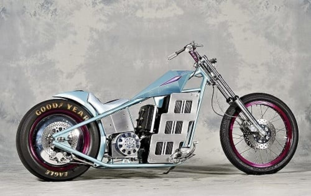 An Electric Chopper Straight Out Of Japan