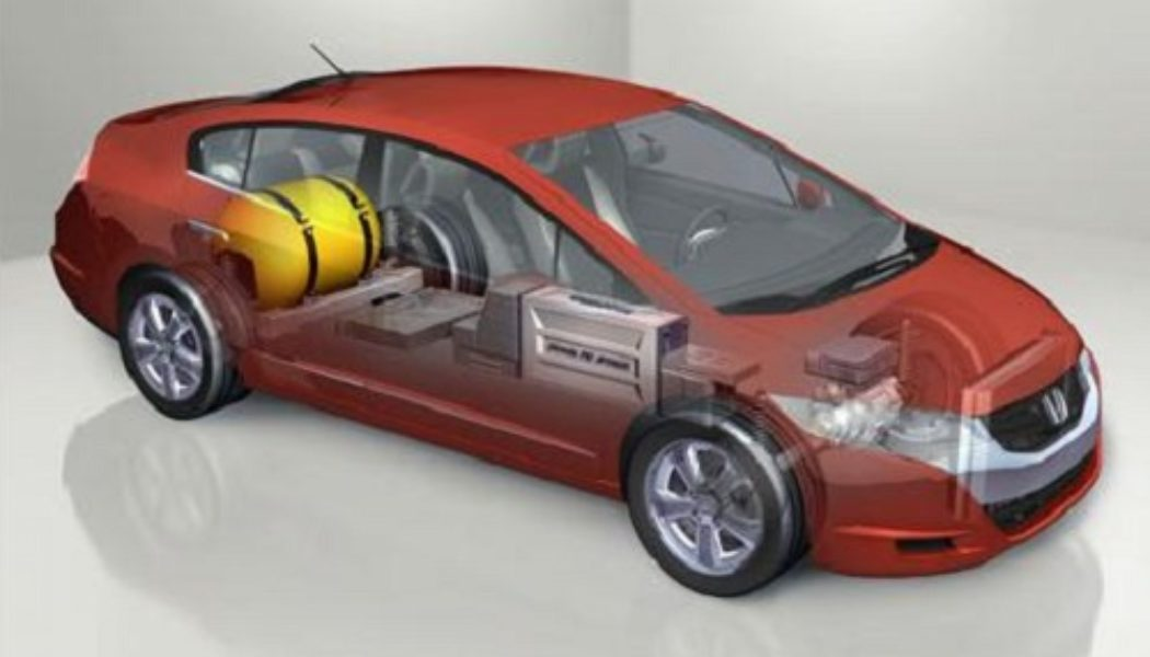 Honda Announces Prices For Hydrogen Powered Clarity