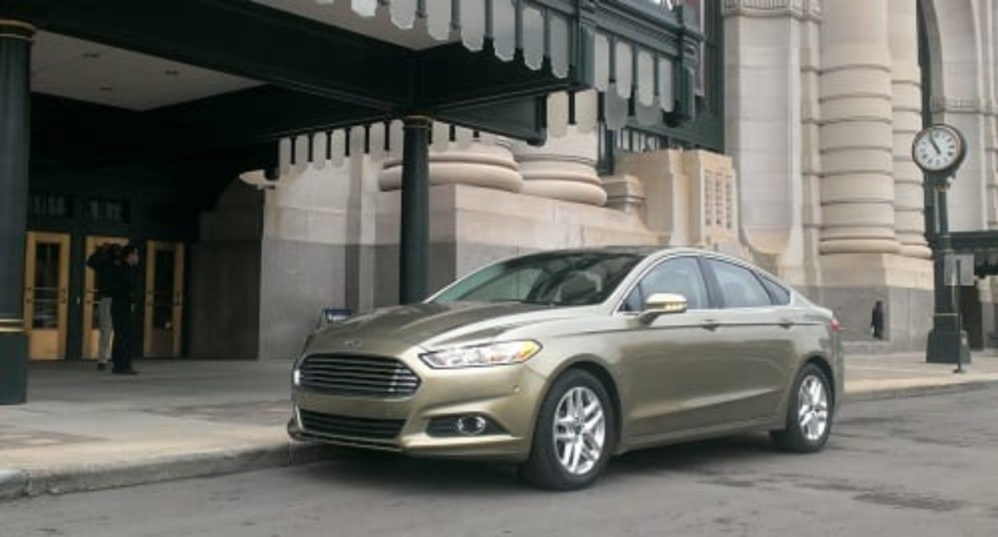 2013 Ford Fusion SE EcoBoost Review | enrg io