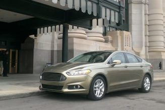 2013 Ford Fusion SE EcoBoost Review