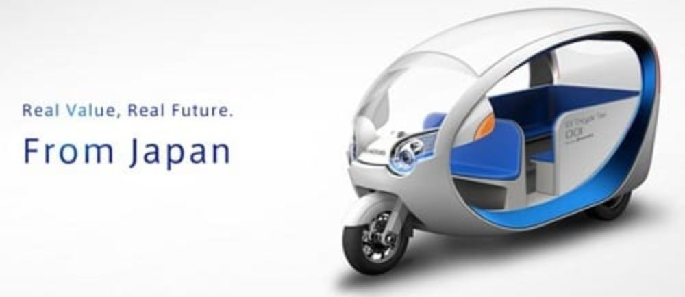 Electric Tuk-Tuk Ready For Philippines