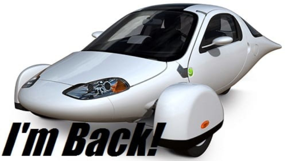 Zaptera Says Aptera USA Will Push On With 3-Wheeled Gas And Electric Vehicles