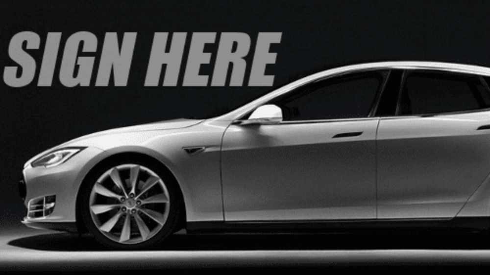 Petition To Protect Tesla Motors From Distribution Ban Started