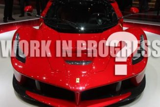 Are There Major Problems with the LaFerrari Hybrid Supercar?