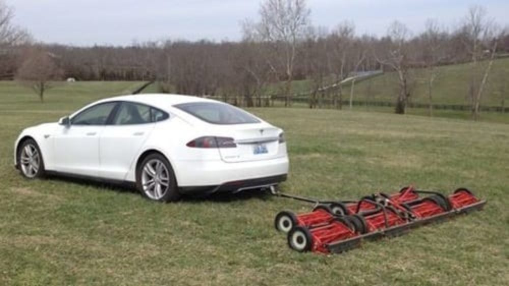 Should You Tow With The Tesla Model S?