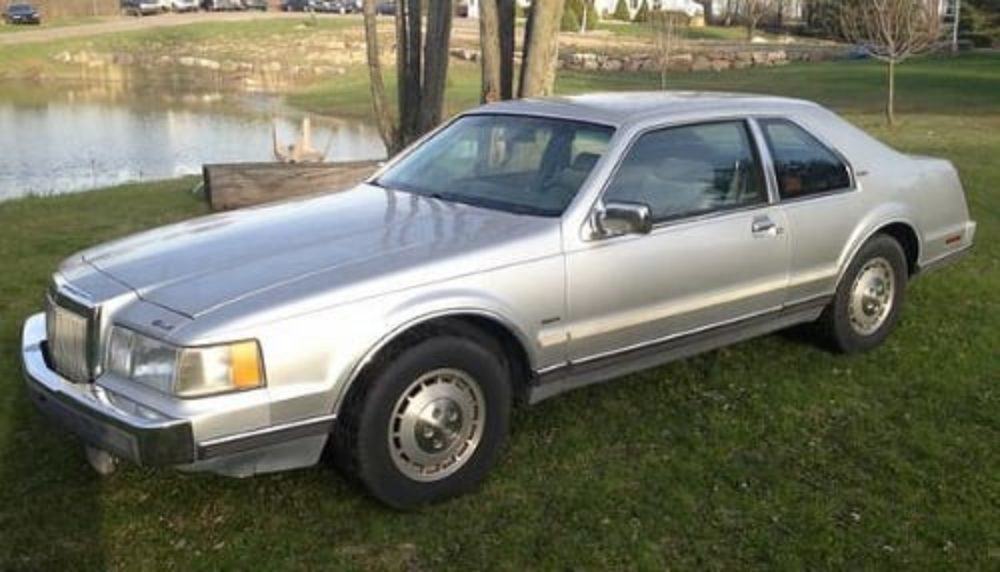 Flashback Friday: The BMW Diesel-Powered Lincoln Mark VII