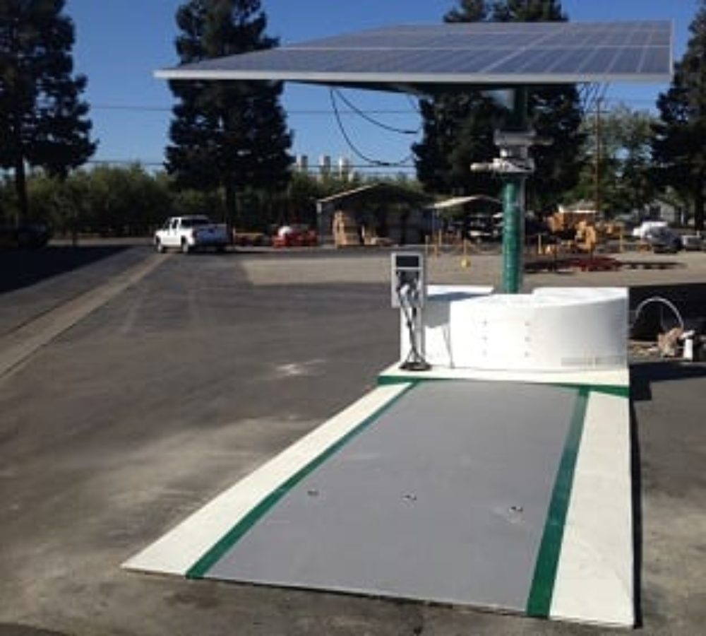 Worth It? A $40,000 Portable Solar-Powered EV Charger