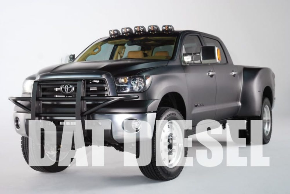 Toyota Tundra Could Get Either Cummins Diesel Or Hybrid; Why Not Both?