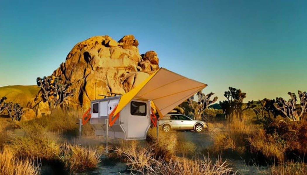 Don't Buy It, Build It:  Firefly is an Outstanding DIY Camper Concept
