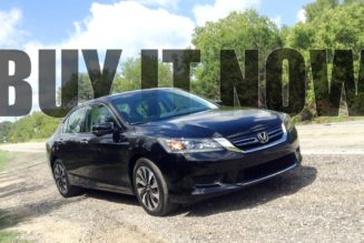 I Go to Texas With Honda, Part 3: Driving the 50 MPG Accord