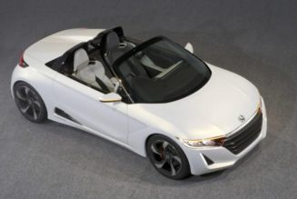 Honda S660 Is The Small, Sporty Honda We Deserve