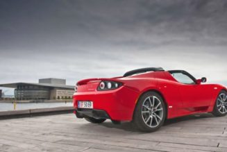 Tesla Roadster 3.0 Upgrade Details Emerge