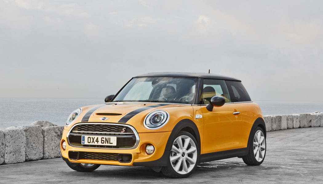2015 Mini Cooper Revealed With All New Engines, Features