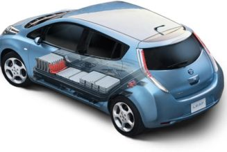 Nissan Leaf Could Get Multiple Battery Sizes