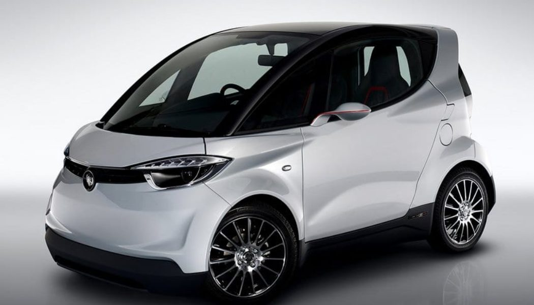 Yamaha and Gordon Murray Team Up For Motiv City Car