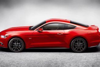 How Much Does The 2015 Mustang Weigh?