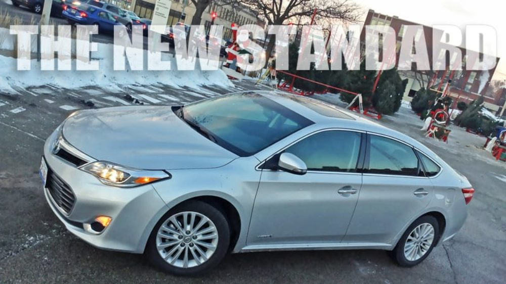 Driving 500 Miles in the 2014 Toyota Avalon Hybrid