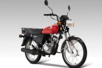 2014 Honda CG110 is a Nigerian Prince Worth Having Around
