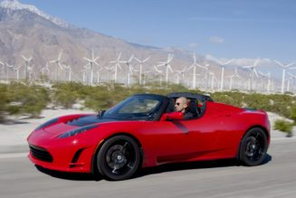 Tesla Roadster 3.0 Prototype Goes 340 Miles On One Charge