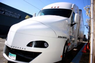 AirFlow Trucks More Than Doubles Big Rig Fuel Economy