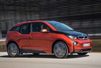 BMW i3 REx Rated At 39 MPG With 72-Mile EV Range, 117 MPGe