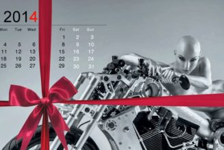 Confederate Motorcycles Offers Free 2014 Calendar (Possibly NSFW)