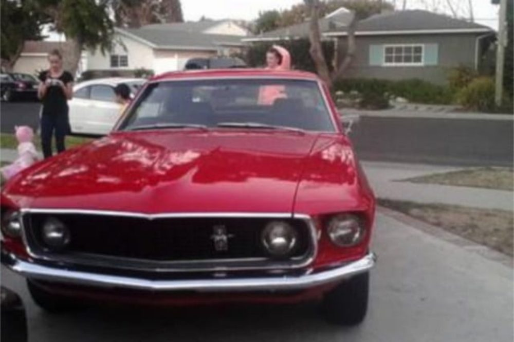This Classic Mustang Is Turbocharged and Propane Powered