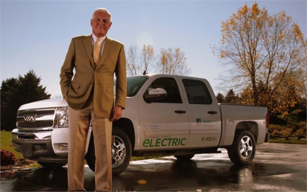 VIA Motors Plans To Sell 50,000 Hybrid Trucks A Year By 2018